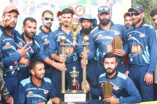 Arath Championship: Ishtiyaq Elahi guides MCC Harran to title win. Pic/Facebook
