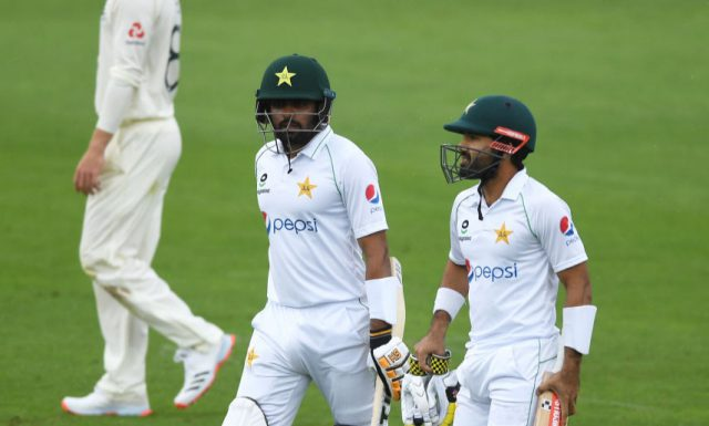 Mohammad Rizwan likely to replace Babar Azam as Pakistan Test team captain: Pic/PCB Twitter