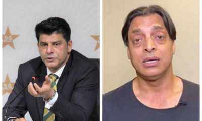 Mohammad Wasim is not a chief selector, he is just a puppet: Shoaib Akhtar