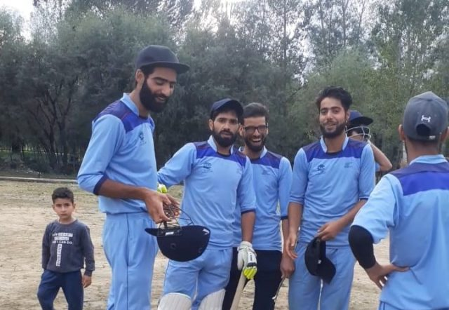 Pura Cup: Ubaid shines as Gugloosa Imperials book place in final. Pic/KSW