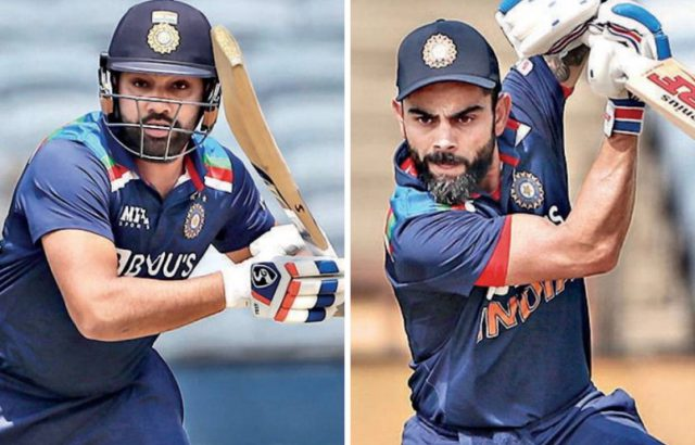 BCCI says Virat Kohli is not leaving limited over captaincy after T20 World Cup. Pic/Twitter