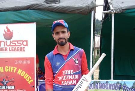 YCCT: Magam Reds beat Kupwara Bhumhama by 2 wickets. Pic/KSW