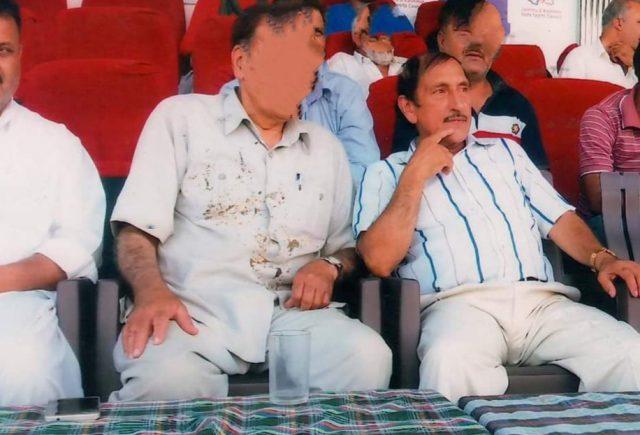 Iqbal Sports FC condoles demise of MM Mir. Pic/KSW