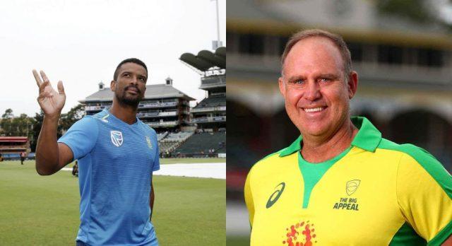 Matthew Hayden, Vernon Philander appointed Pakistan coaches for T20 World Cup. Pic/Twitter