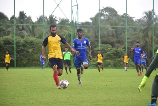 2nd Division League: Kashmir footballer to play for Rajasthan United. Pic/Raja Musharaf( Provided)