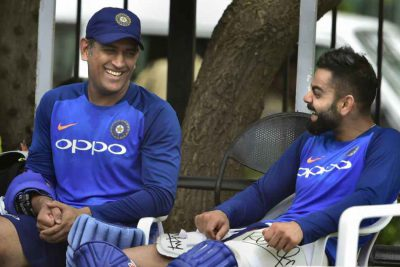 ICC T20 World Cup: MS Dhoni's presence as mentor gives India edge, feels Virat Kohli