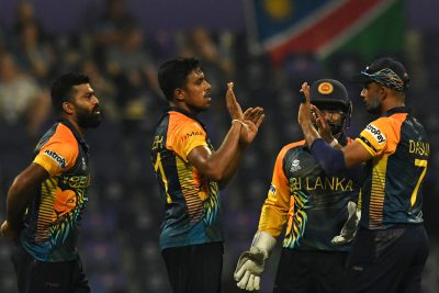 T20 World Cup: Sri Lanka impress in all three phases to beat Namibia in style