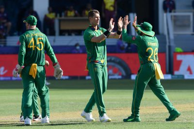 T20 World Cup: South Africa hand West Indies 8-wicket defeat