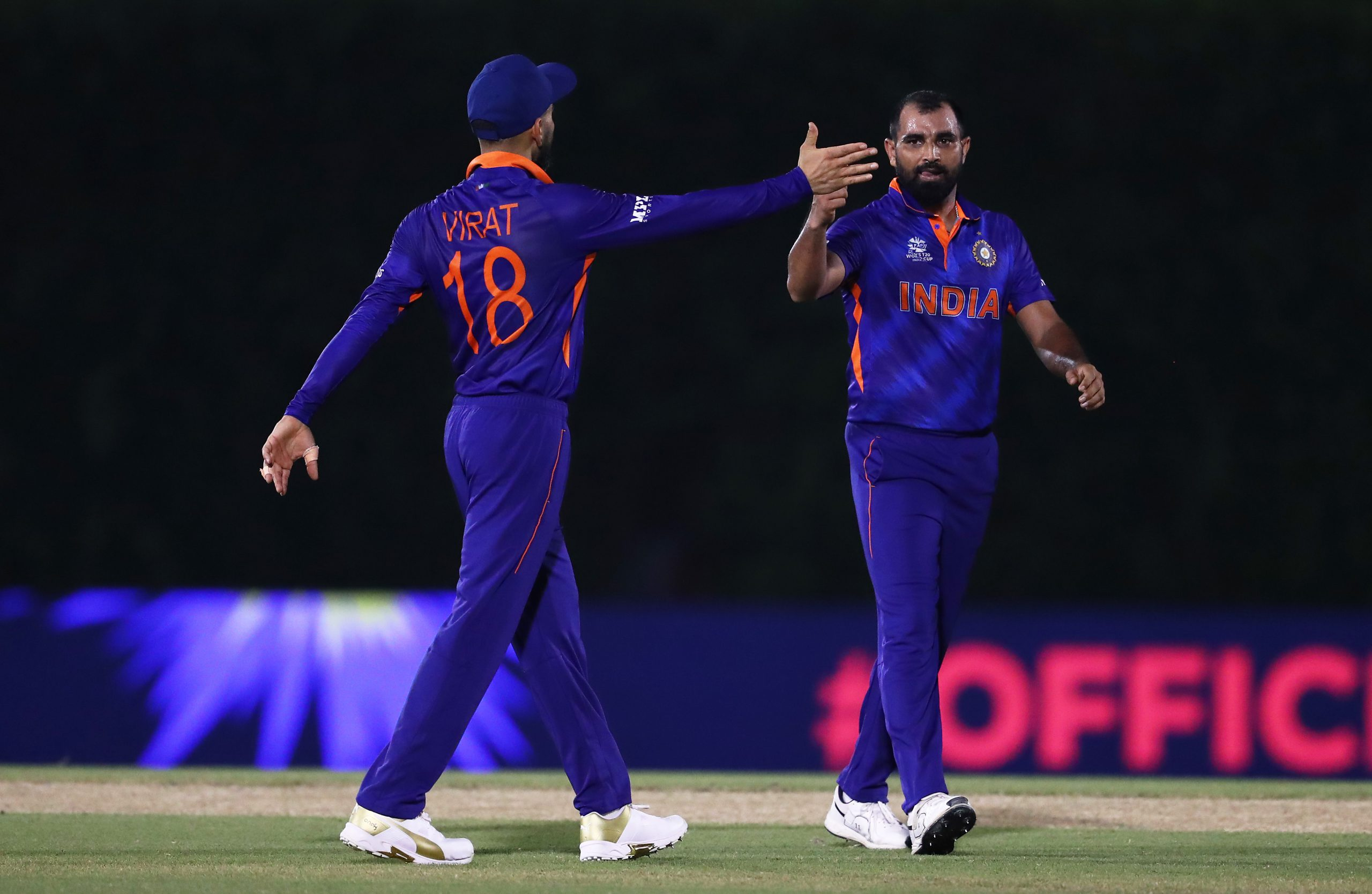 BCCI comes out in support of Mohammad Shami