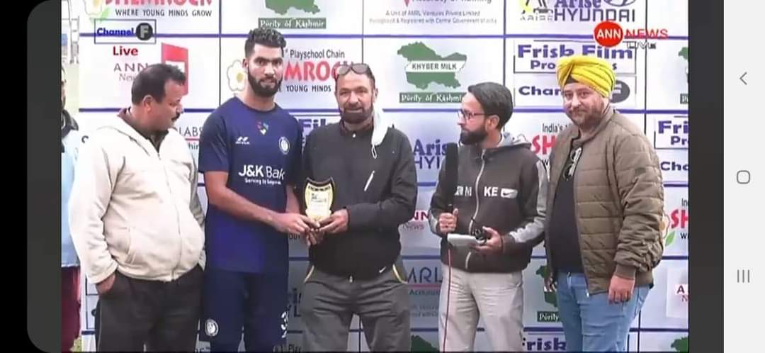J&K Bank beat Iqbal Sports 2-1 in Premier Division League