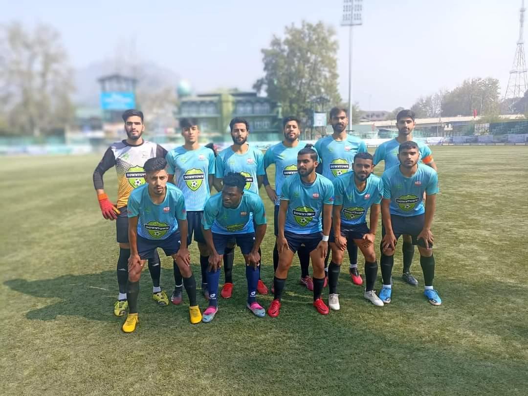 Khyber Premier League: Downtown Heroes beat Kashmir Maharaja FC 2-0