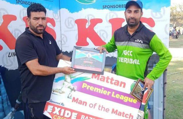 Pattan League: IGCC Kehribal storm into final. Pic/KSW