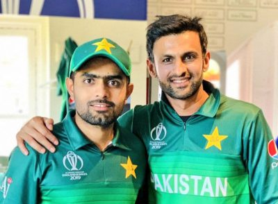 ICC T20 World Cup: Babar Azam counting on Shoaib Malik's experience