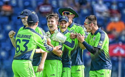 Classy Campher does a Malinga as Ireland triumph in ICC T20 World Cup
