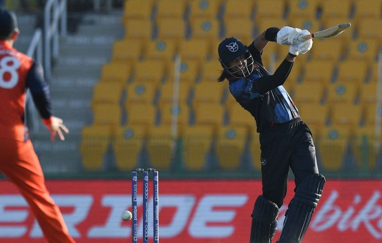 David Wiese heroics gives Namibia first T20 World Cup win