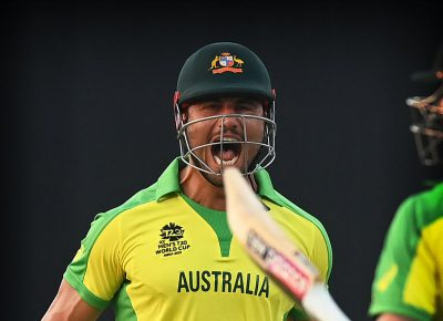 T20 World Cup: Australia kick-off super 12 stage with nervy win over South Africa