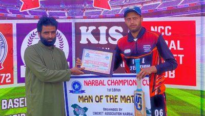 Narbal Champions Cup: Aqib Mir pilots Friends Motors to semis