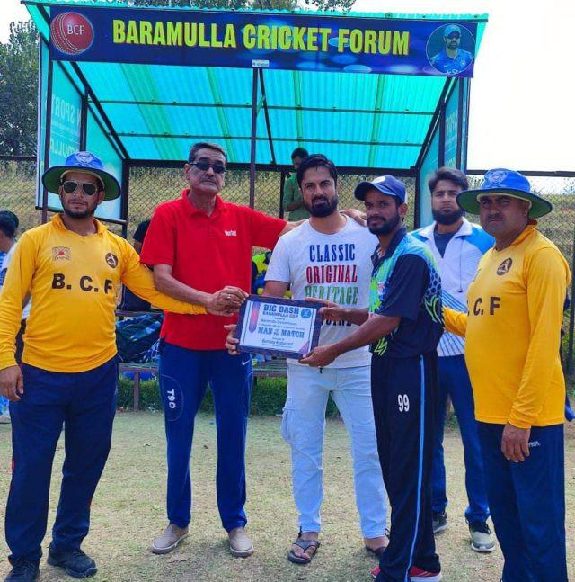 Big Bash: Abid, Waheed shine in Affarwat-XI win. Pic/KSW